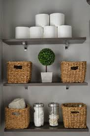 Bronze Bathroom Shelves Decorative Bathroom Shelving Stylish Wall Mounted Small Shelves