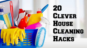 20 clever house cleaning hacks hack your life 5 youtube