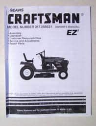 sears craftsman 42