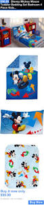 Mickey Mouse Toddler Bedroom Mickey Mouse Toddler Bedding Set Vnproweb Decoration