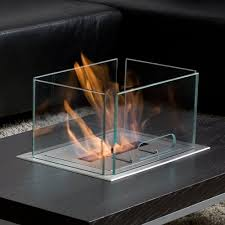 bio blaze insert for table top fireplace manufactured by one of