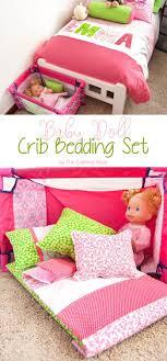 Diy Crib Bedding Set Diy Baby Doll Crib Bedding Set Baby Doll Crib Diy Baby And Baby