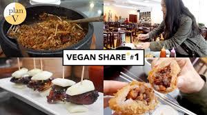 cuisine vegetalienne 1 vegan dimsum in kl ต มซำว แกน