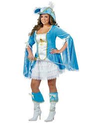 plus size costume madam musketeer plus size costume