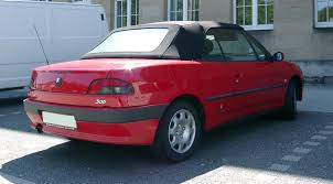 peugeot 306 file peugeot 306 cabrio rear 20070521 jpg wikimedia commons