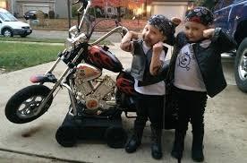 Halloween Costume Motorcycle