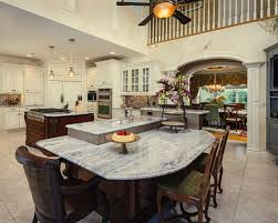 Multi Level Kitchen Island by Kitchen Inspiration Gallery Diamond Builders Of America