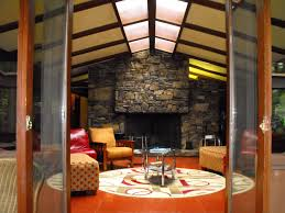 Frank Lloyd Wright Falling Water Interior Frank Lloyd Wright Polymath Park Lodging U0026 Rates