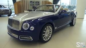 old bentley convertible this sure as hell looks like a new bentley mulsanne convertible