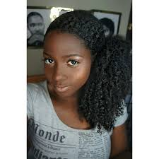 hair pony tail for african hair the 25 best black ponytail hairstyles ideas on pinterest