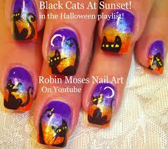 34 cute halloween nail designs nail cute easy halloween nail
