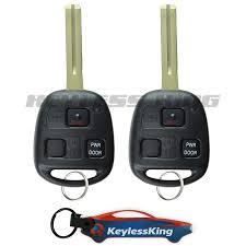 2006 lexus rx400h key 2 replacement for 2004 2006 lexus rx330 key fob keyless entry car
