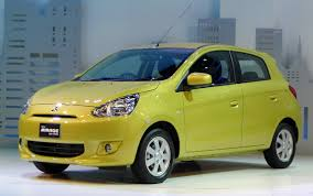 kereta mitsubishi attrage mitsubishi mirage debuts in bangkok five variants in all