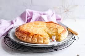 epiphany cake trinkets galette des rois with frangipane eat bird