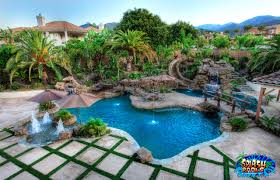 interior picturesque blooming desert custom arizona pools and