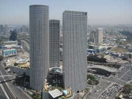 Tel Aviv Future Skyline Israeli Economic Miracle From Sand To Start Up By Wit Alone