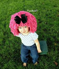 Raggedy Ann Halloween Costume Baby 12 Images Halloween Clown Costumes