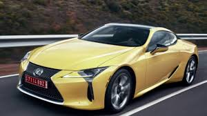 lexus lc speed news 2018 lexus lc 500 with a 10 speed automatic youtube