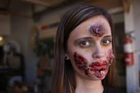 How To Apply Halloween Makeup by How To Zombie Halloween Makeup Tutorial Locale Magazine