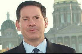 journalist steve levine authoritative parenting game change author mark halperin to step back from work amid