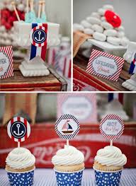 Nautical Baby Shower Decorations - cheap baby shower supplies party city baby boy shower themes