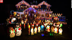 firefighter home decorations world s most spectacular xmas decorations cnn