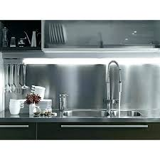 hauteur prise cuisine accessoire credence inox ides credence livingston mall map