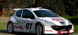 peugeot 207 rally peugeot 207 super 2000 diariomotor