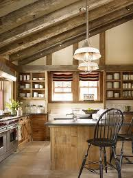 barn kitchen ideas 36 inviting kitchen designs with exposed wooden beams digsdigs