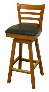 bar stools restaurant supply ladder back restaurant bar stool with swivel seat wbs245 cqbooths