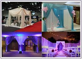 Wedding Backdrop And Stand Aluminum Portable Wedding Backdrop Stand Adjustable Backdrop Stand