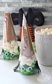 kid halloween party invitation fun and easy witch chocolate kit idea for a kid u0027s halloween