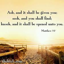 25 mathew 7 ideas uplifting bible verses