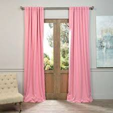 pink window treatments the home depot