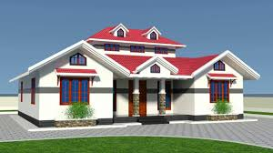 1412 square feet 3 bedroom kerala style traditional home design