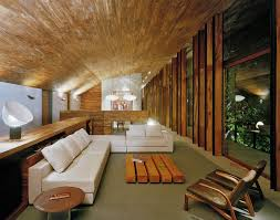 briliant design luxury living room interior wooden modern 家