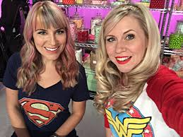 dc super hero girls take on food network u0027s