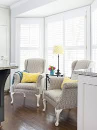 Wing Back Chair Design Ideas Furniture White Wing Back Chair With Side Table And Table L