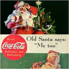 vintage christmas advertisements that will fill you with holiday cheer