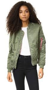alpha industries black friday one by alpha industries bomber jacket shopbop
