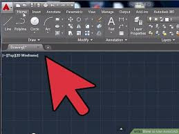 How To Make A Building Plan In Autocad by How To Use Autocad With Pictures Wikihow