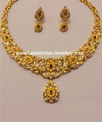 gold har set 198 best gold necklaces images on jewellery designs