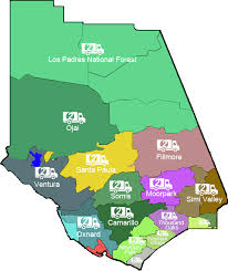 ventura county map ventura county movers map attention 2 detail moving