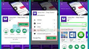 membuat yahoo mail via hp cara buat akun email yahoo lewat hp android iphone baru