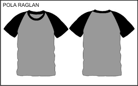 desain baju kaos hitam polos perbedaan pola oblong dan raglan desain baju futsal garuda print
