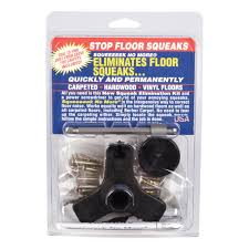 Fixing Squeaky Floors With Screws squeeeeek no more kit 3233 wood shims specialty products