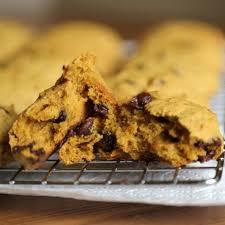 pumpkin chocolate chip cookie recipe popsugar food