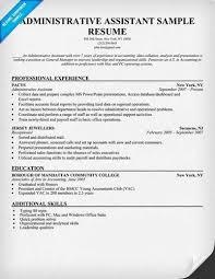 Medical Administrative Assistant Sample Resume by Medical Administrative Assistant Resume Objective