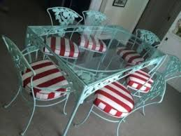 Vintage Woodard Patio Furniture by Wrought Iron Patio Furniture Sets Open Travel