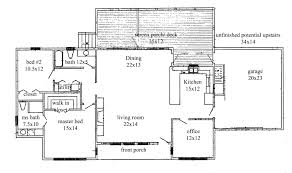 Plan 3 by House Plans New Construction Home Floor Plan Greenwood